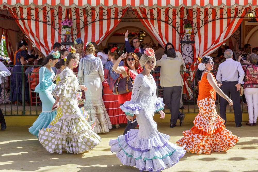 Cómo es la Feria de Abril de Sevilla