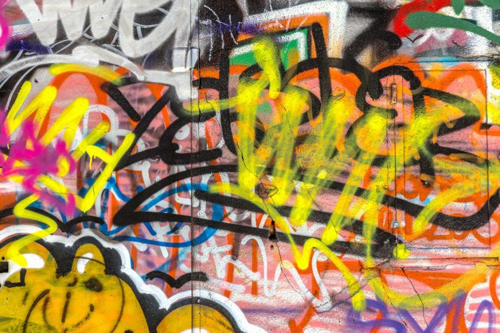 Arte urbano, ¿imaginas una ciudad sin graffitis?