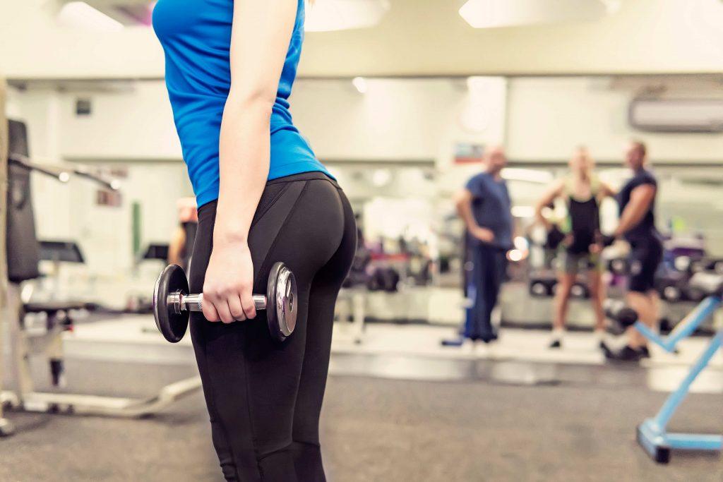 La seguridad de las mujeres en los gimnasios deportivos