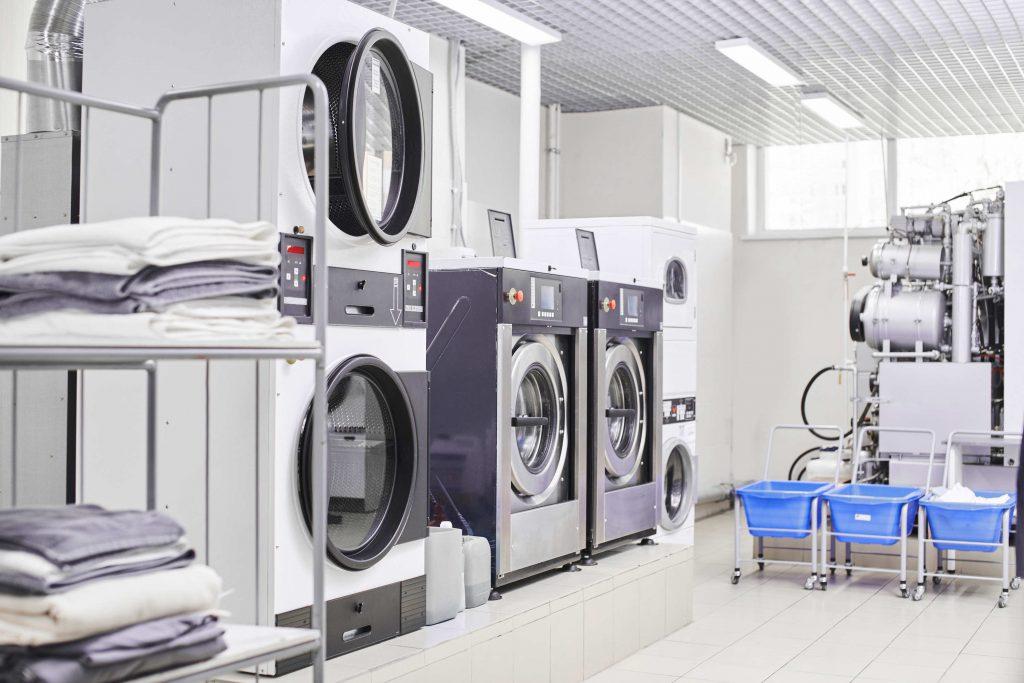 Cómo montar una lavandería de autoservicio