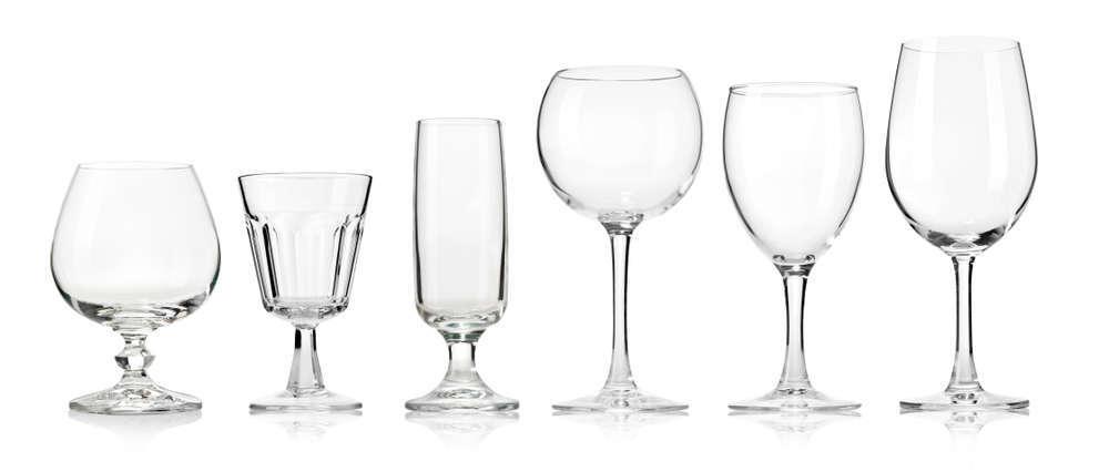 Las copas, un elemento fundamental para presentar el vino